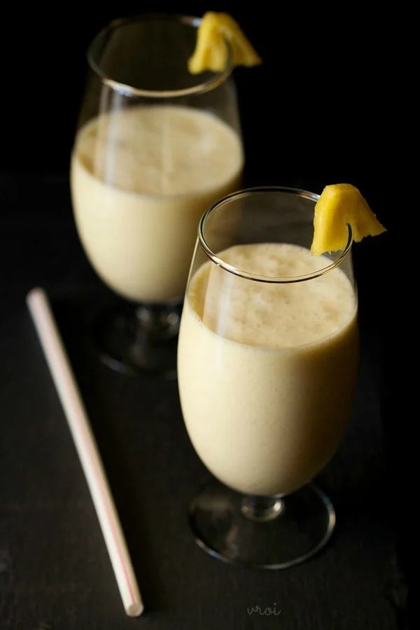 pina colada recipe, virgin pina colada recipe