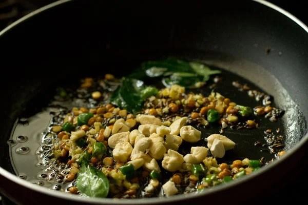kaju for poori masala recipe