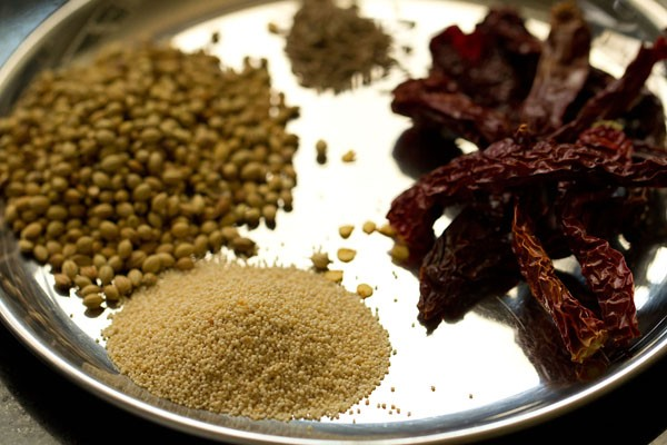 spices for aloo korma recipe