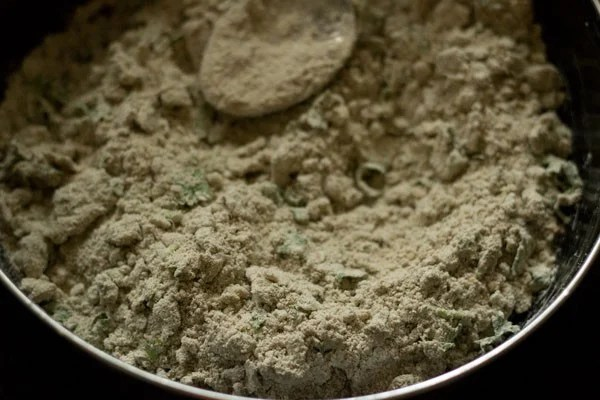 making bajra vada recipe