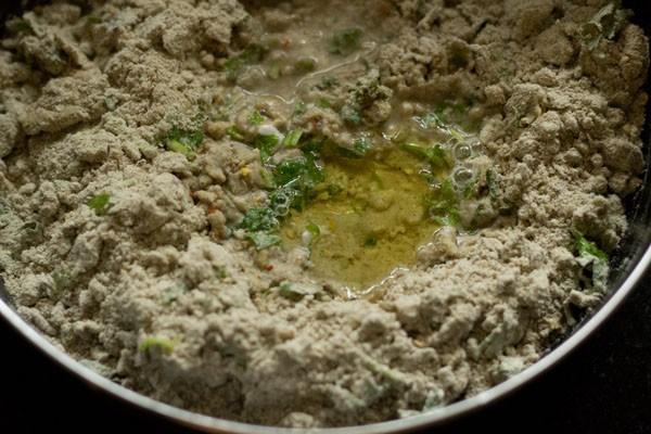 oil for bajra vada recipe