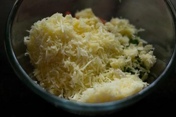 cheese for capsicum toast sandwich recipe