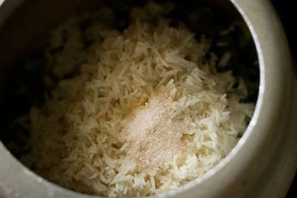 rice for coriander rice recipe