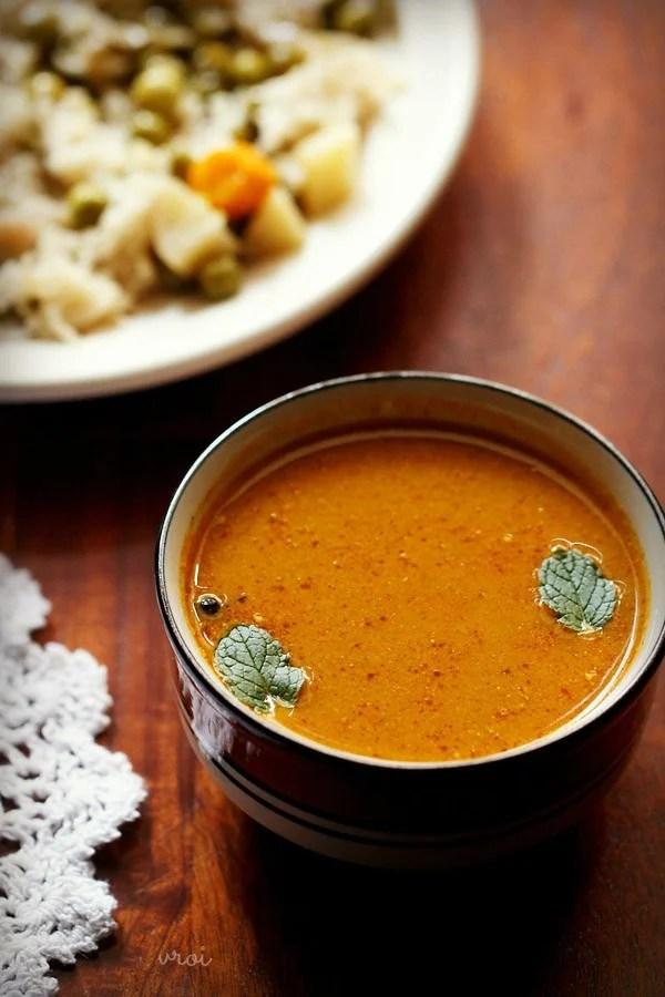 shorba recipe for biryani pulao