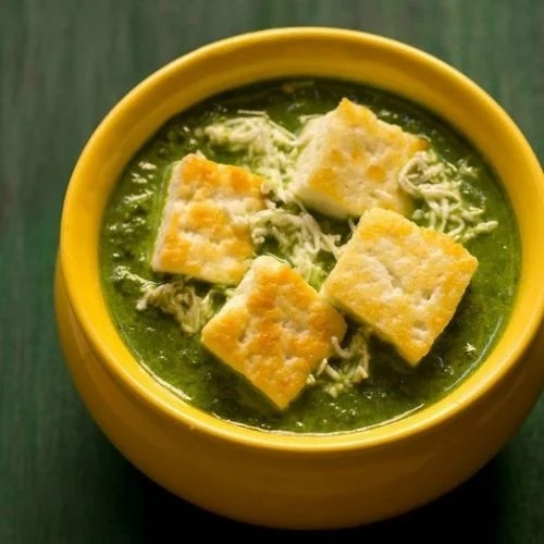 palak paneer recipe restaurant style, spinach paneer recipe