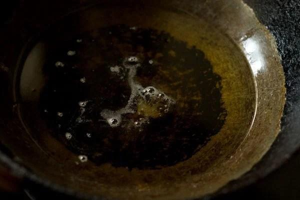 oil for shakkar pare recipe
