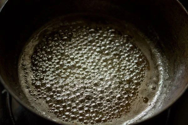 sugar syrup for shakkarpara recipe