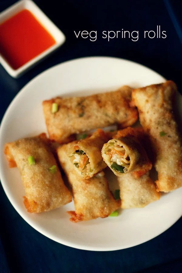 spring roll recipe, veg spring roll, spring rolls recipe