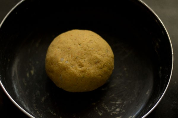 dough for aloo sev recipe