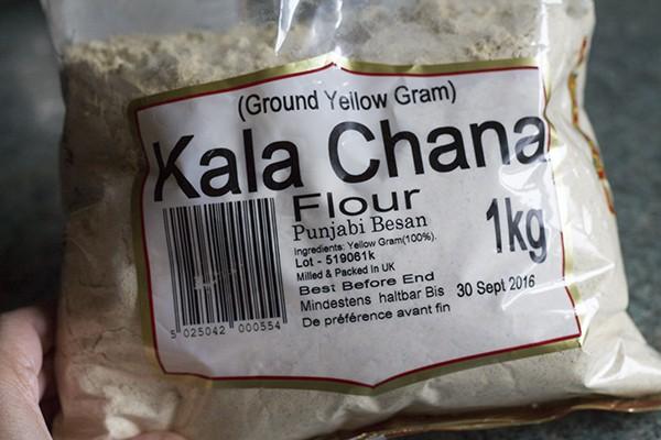 flour for besan kheer recipe