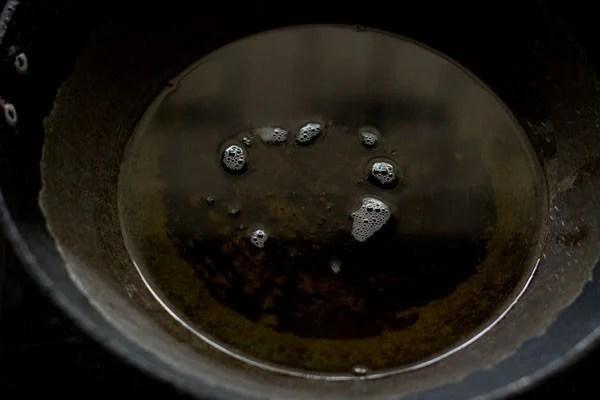 oil for frying jalebi