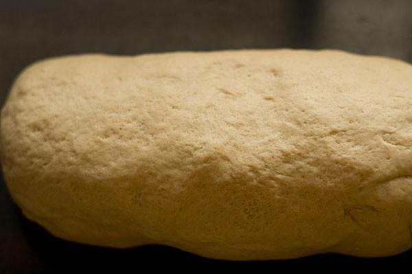 pav dough