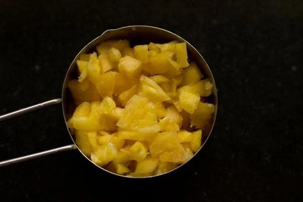pineapple for pineapple rasam recipe