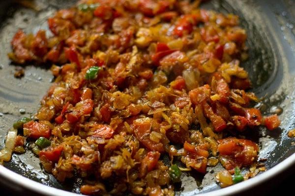 making masala for patta gobhi recipe