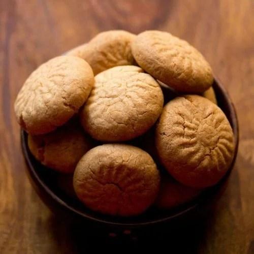 wheat nankhatai recipe, atta nankhatai recipe