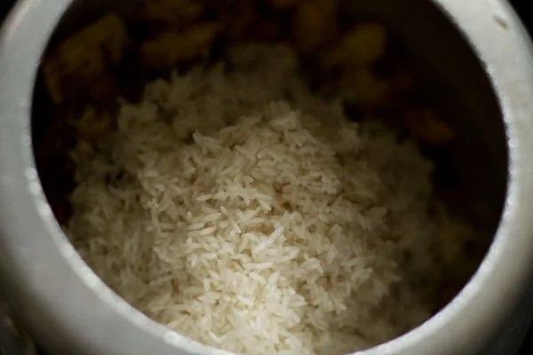 rice for baby corn rice recipe