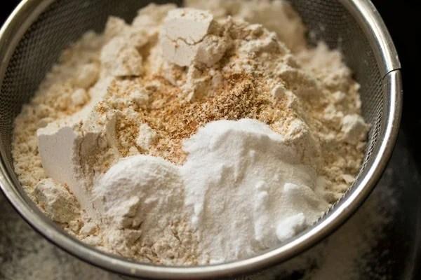 flour for kerala style fruit cake recipe