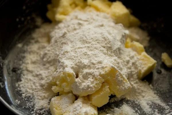 making eggless tutti frutti cookies recipe