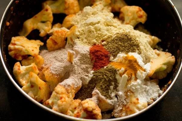 spices for gobi 65 recipe