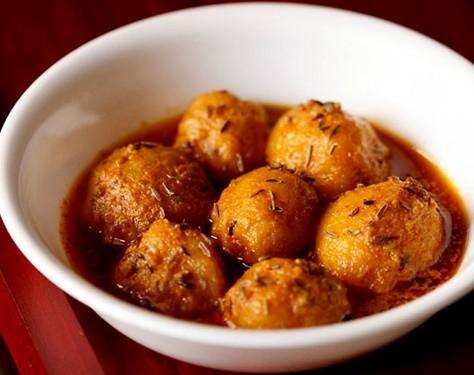 Kashmiri dum alo recipe