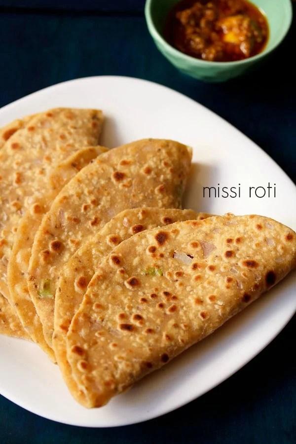 Missi Roti Recipe