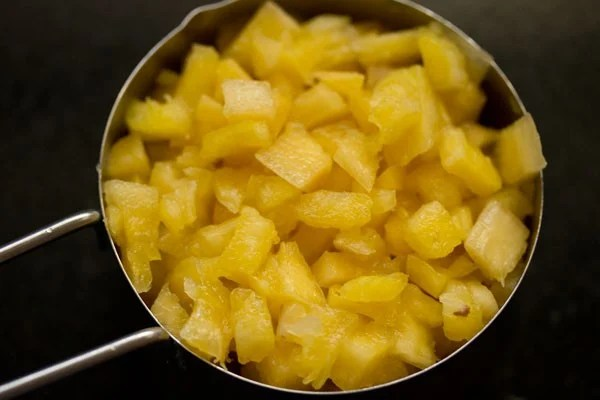 pineapple for pineapple fried rice recipe