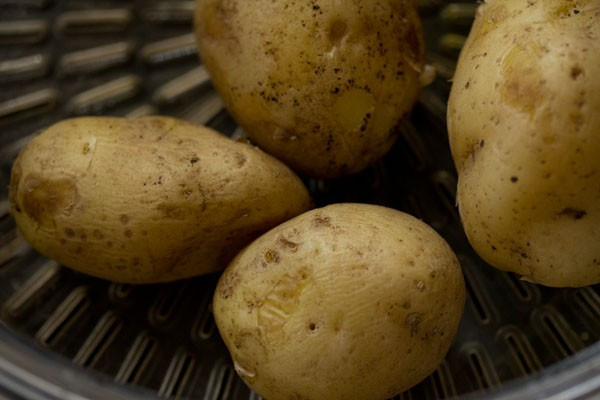 potatoes for potato palya recipe