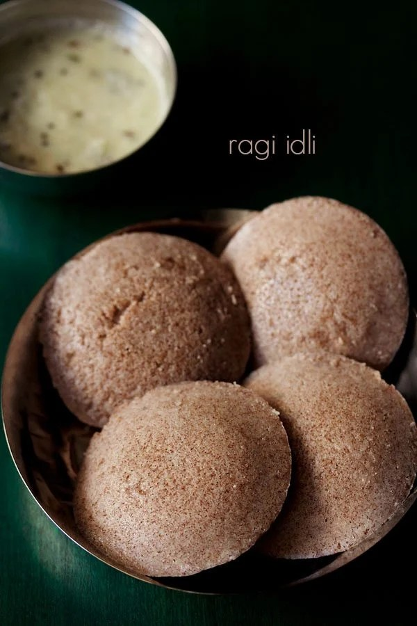 ragi idli recipe, nachni idli recipe