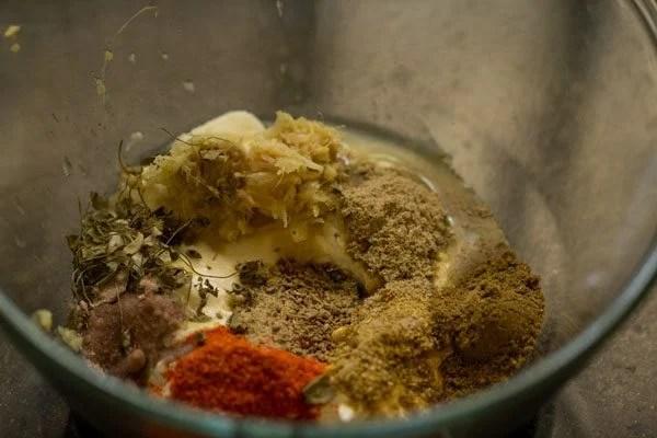 making aloo tikka recipe
