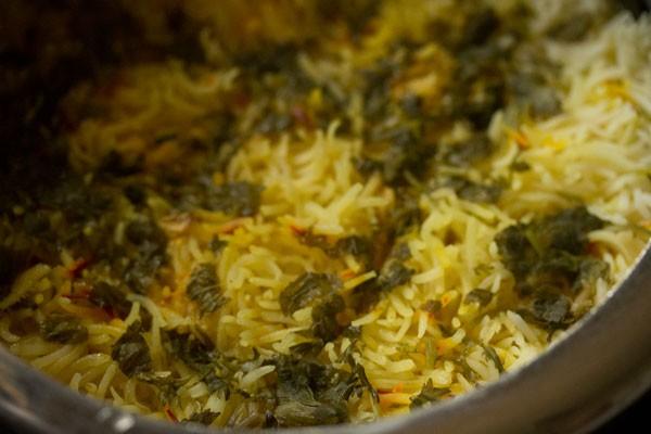 veg biryani in pressure cooker recipe