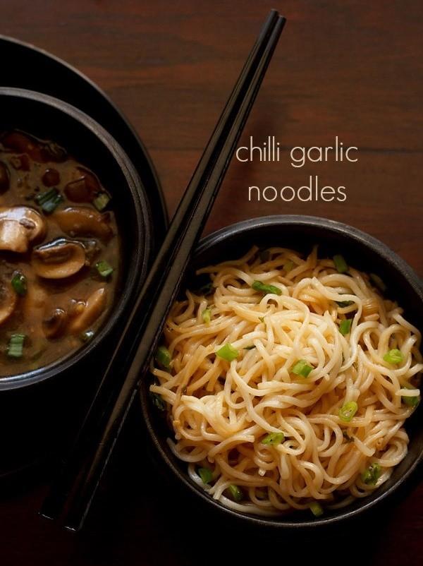 garlic recipes, veg garlic recipes
