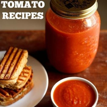38 Tasty Tomato Recipes