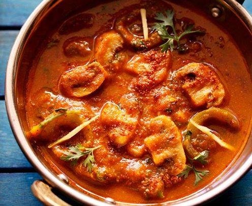 capsicum gravy recipe