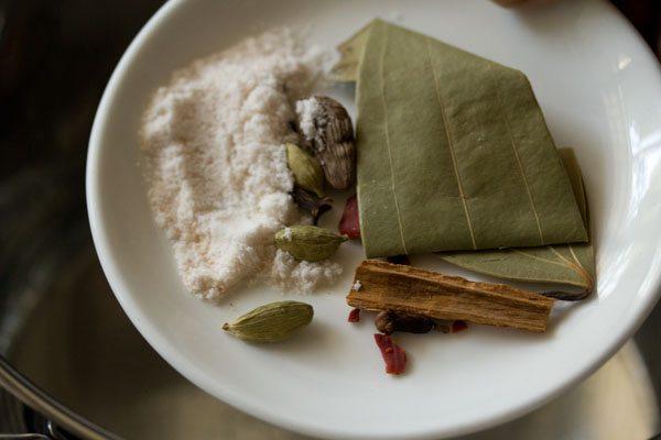 cooking basmati rice for biryani recipe