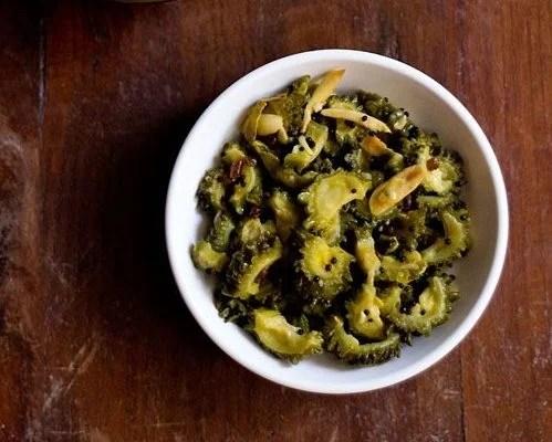 karela pickle recipe