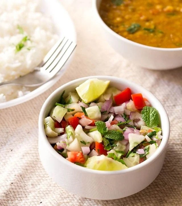 Salad Recipes 19 Veg Salad Recipes Healthy Indian