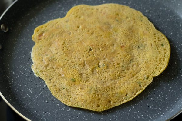 making besan cheela recipe