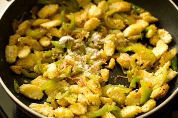 making making chilli baby corn recipe