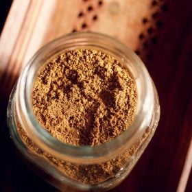 garam masala powder recipe