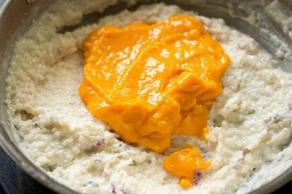 making mango phirni recipe