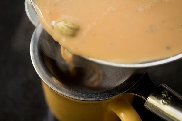 making masala tea recipe