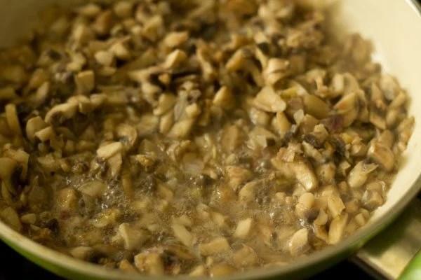 mushrooms for making mushroom cutlet recipe