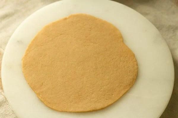 making baked samosa recipe