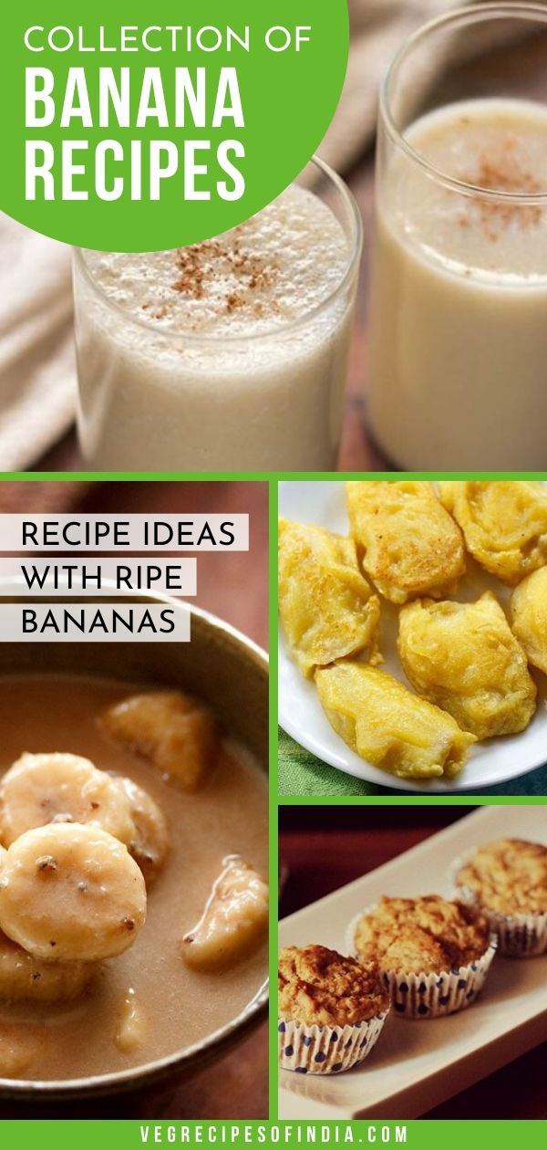 Banana Recipes