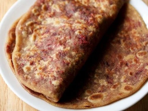 beetroot paratha recipe
