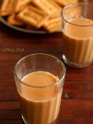 cutting chai recipe