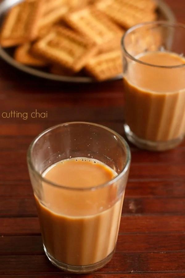 cutting chai recipe