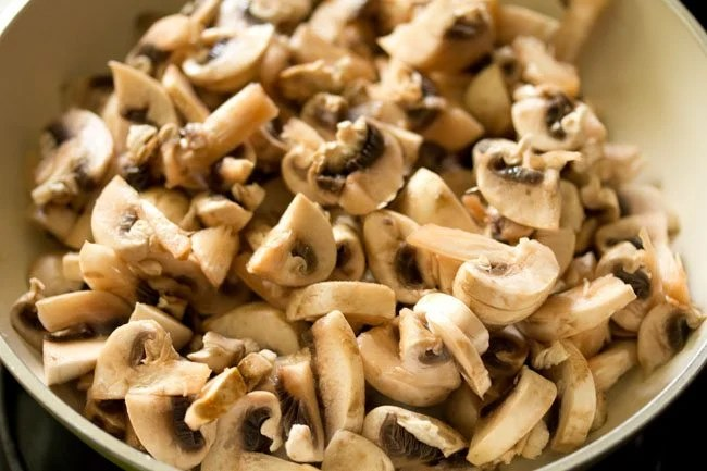 mushrooms for mushroom sandwich recipe