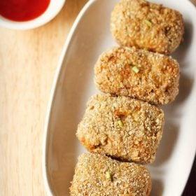 veg nuggets recipe