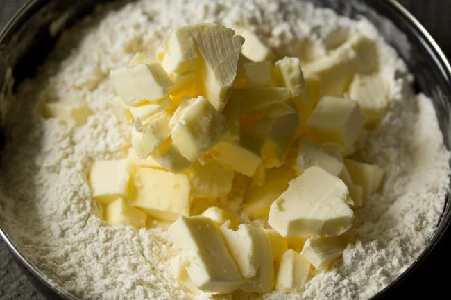 butter for puff pastry recipe